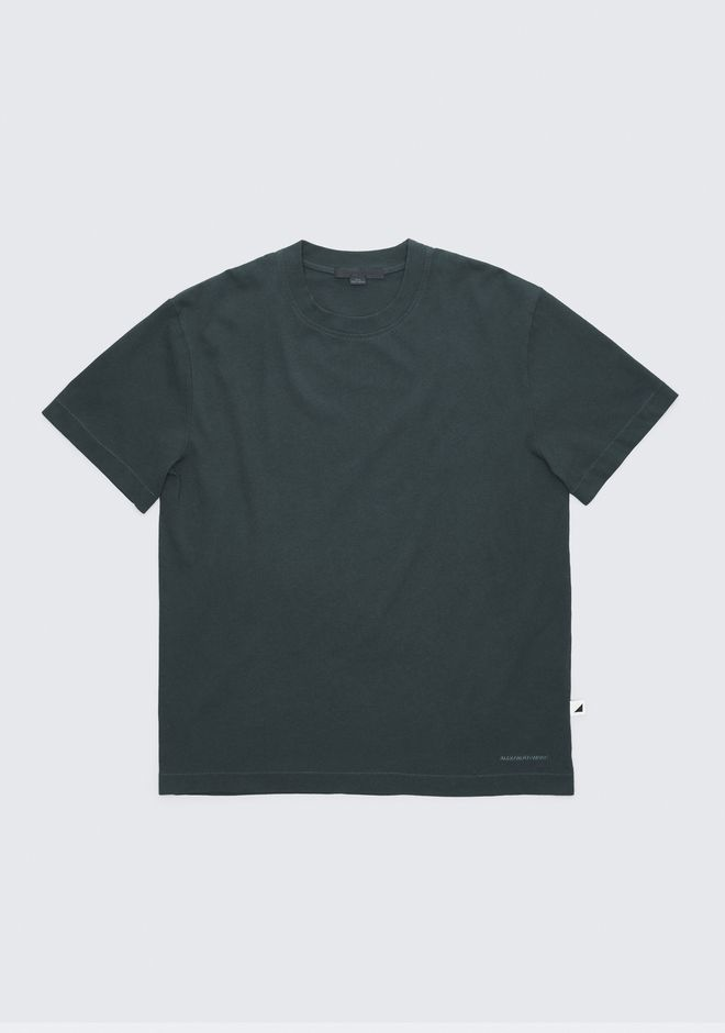 ALEXANDER WANG new-arrivals SHORT SLEEVE CREWNECK TEE