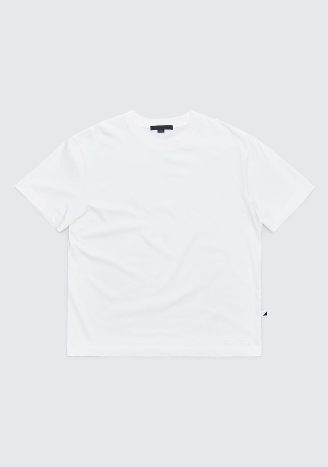 ALEXANDER WANG TOPS Men SHORT SLEEVE CREWNECK TEE