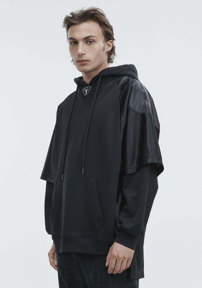 ALEXANDER WANG FOOTBALL JERSEY SWEATSHIRT 스웨터 Adult 12_n_a