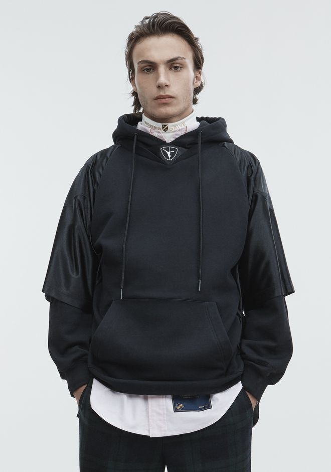 ALEXANDER WANG FOOTBALL JERSEY SWEATSHIRT 스웨터 Adult 12_n_d