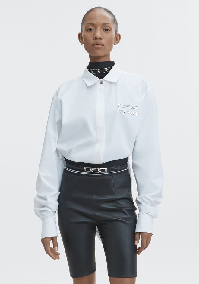 ALEXANDER WANG ready-to-wear-sale CEO BUTTON DOWN