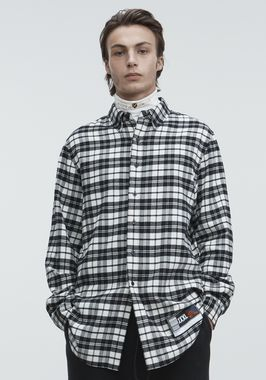 PLAYER ID FLANNEL