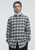 ALEXANDER WANG PLAYER ID FLANNEL TOP Adult 8_n_e