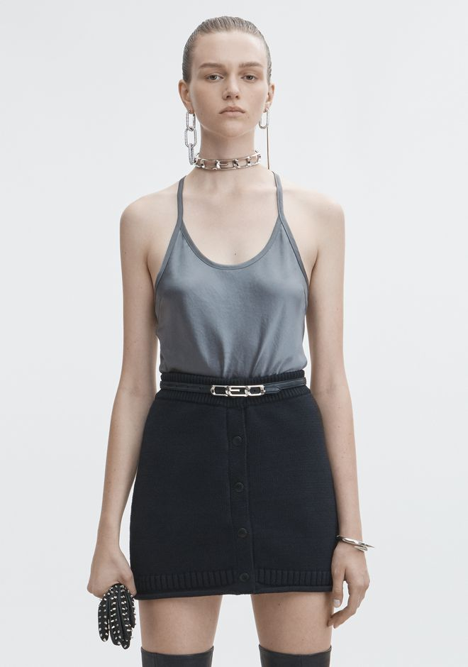 T by ALEXANDER WANG TOPS WASH & GO TANK