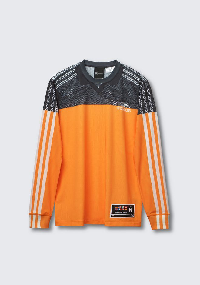 ALEXANDER WANG ADIDAS ORIGINALS BY AW PHOTOCOPY TEE TOP Adult 12_n_f