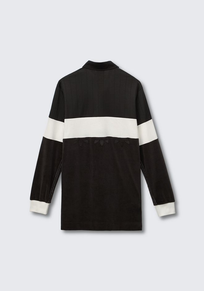 ALEXANDER WANG ADIDAS ORIGINALS BY AW DISJOIN JERSEY TOP Adult 12_n_d