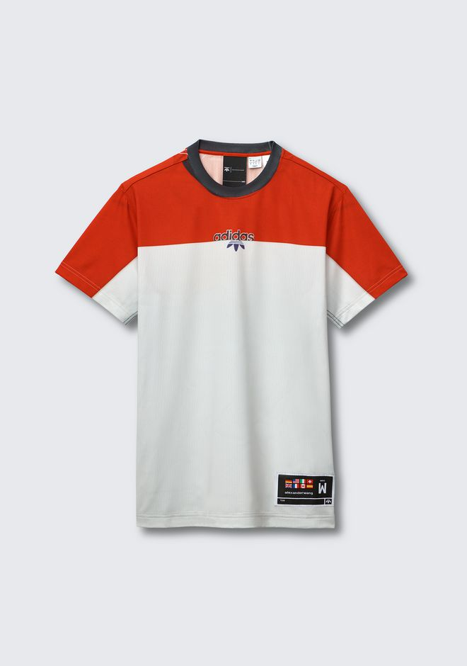 ALEXANDER WANG classic-men ADIDAS ORIGINALS BY AW PHOTOCOPY TEE