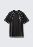 ALEXANDER WANG ADIDAS ORIGINALS BY AW TEE  TOP Adult 8_n_e