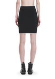 T by ALEXANDER WANG KNIT PENCIL SKIRT WITH TIPPING 半裙 Adult 8_n_a
