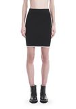 T by ALEXANDER WANG KNIT PENCIL SKIRT WITH TIPPING 半裙 Adult 8_n_d