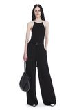 T by ALEXANDER WANG HIGH WAISTED SUIT PANTS WITH BELT 裤装 Adult 8_n_f