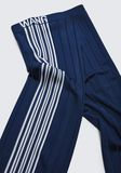 ALEXANDER WANG EXCLUSIVE TRACK PANTS WITH BARCODE LOGO PANTS Adult 8_n_a