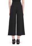 ALEXANDER WANG HIGH WAISTED PANT WITH FOLD FRONT DETAIL PANTS Adult 8_n_a