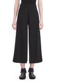 ALEXANDER WANG HIGH WAISTED PANT WITH FOLD FRONT DETAIL PANTS Adult 8_n_d