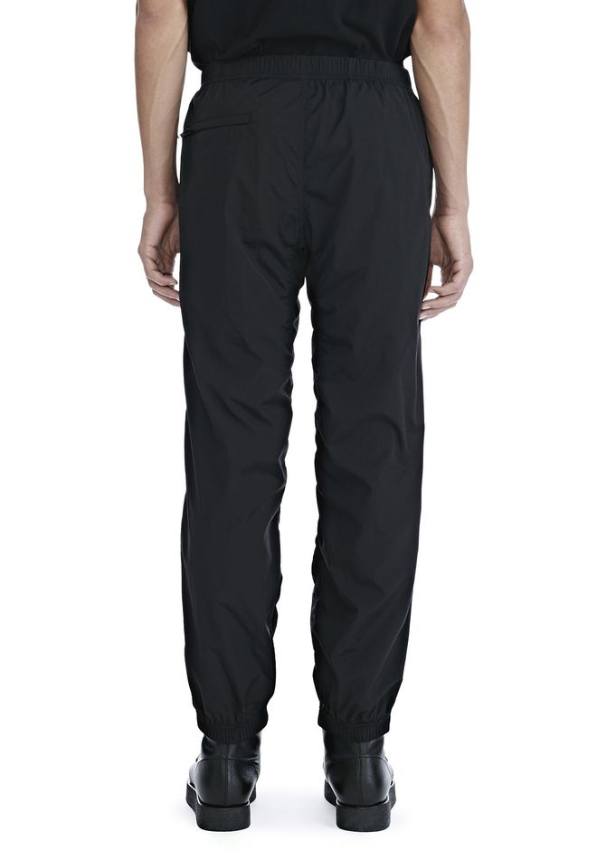 ALEXANDER WANG WASHED NYLON TRACK PANTS 裤装 Adult 12_n_a