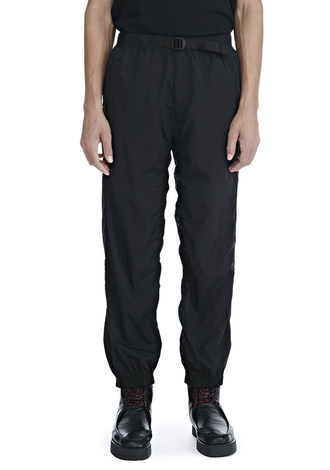 ALEXANDER WANG WASHED NYLON TRACK PANTS 裤装 Adult 12_n_d