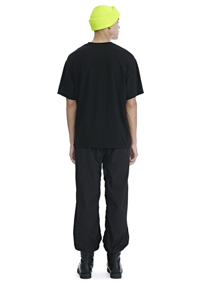 ALEXANDER WANG WASHED NYLON TRACK PANTS 裤装 Adult 12_n_r