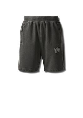 ADIDAS ORIGINALS BY AW BLEACH SHORTS