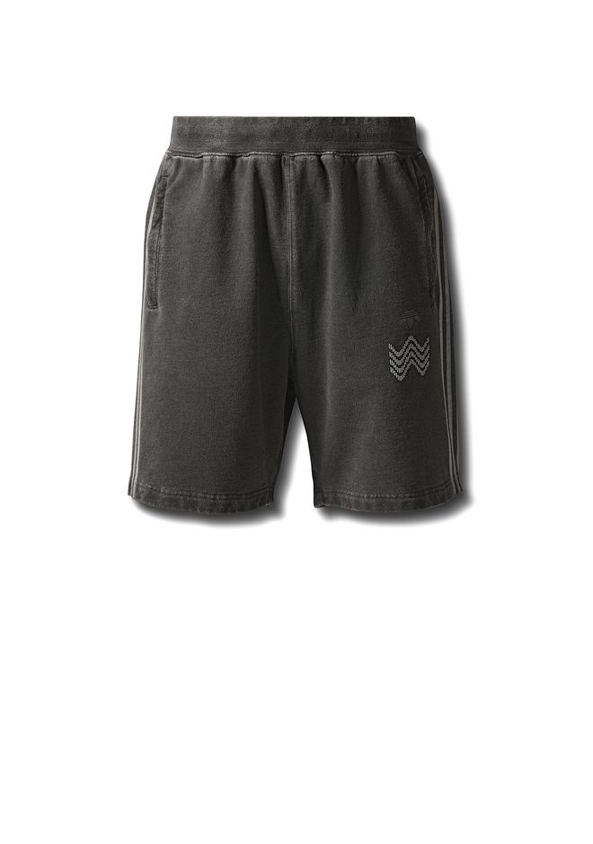 ALEXANDER WANG ADIDAS ORIGINALS BY AW BLEACH SHORTS PANTS Adult 12_n_e
