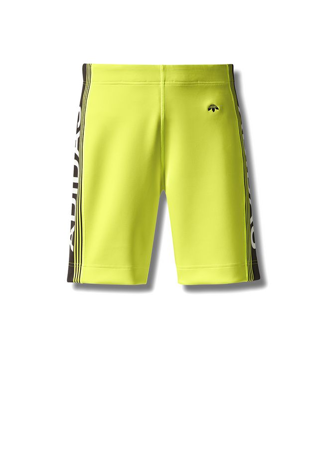 ALEXANDER WANG ADIDAS ORIGINALS BY AW CYCLING SHORTS PANTS Adult 12_n_e