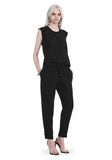 T by ALEXANDER WANG SATIN CREPE  WELDED PANTS PANTS Adult 8_n_f