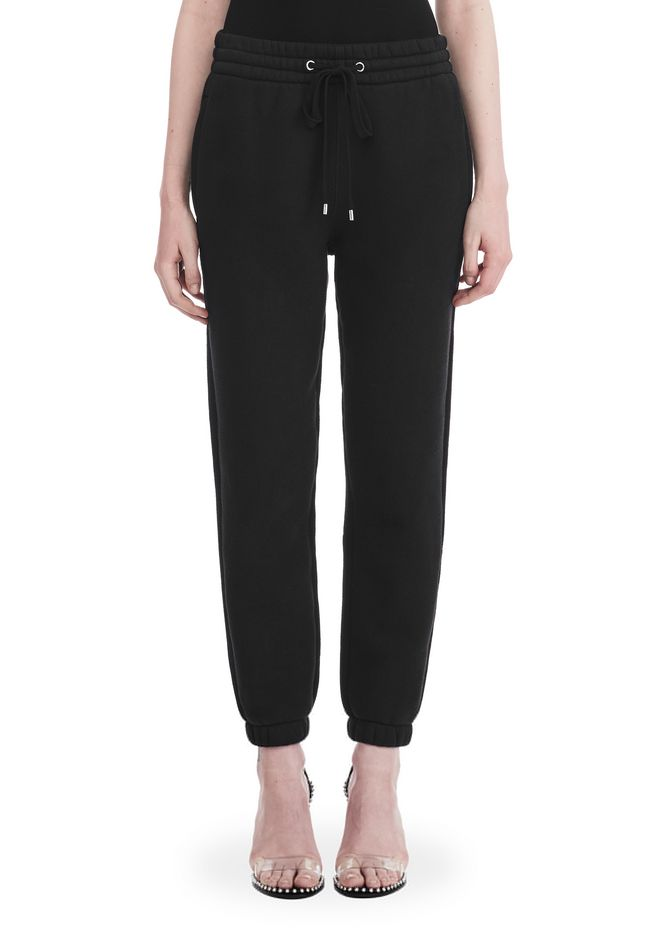 T by ALEXANDER WANG DENSE FLEECE SWEATPANTS 裤装 Adult 12_n_d