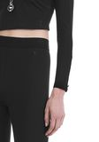 T by ALEXANDER WANG COMPACT STRETCH LEGGING  裤装 Adult 8_n_r