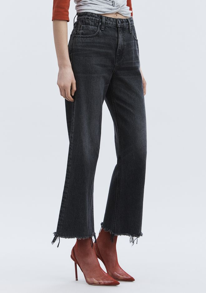 ALEXANDER WANG TAME JEAN DENIM Adult 12_n_e