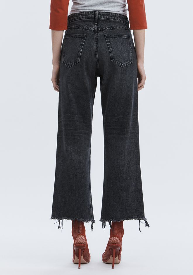 ALEXANDER WANG TAME JEAN DENIM Adult 12_n_r
