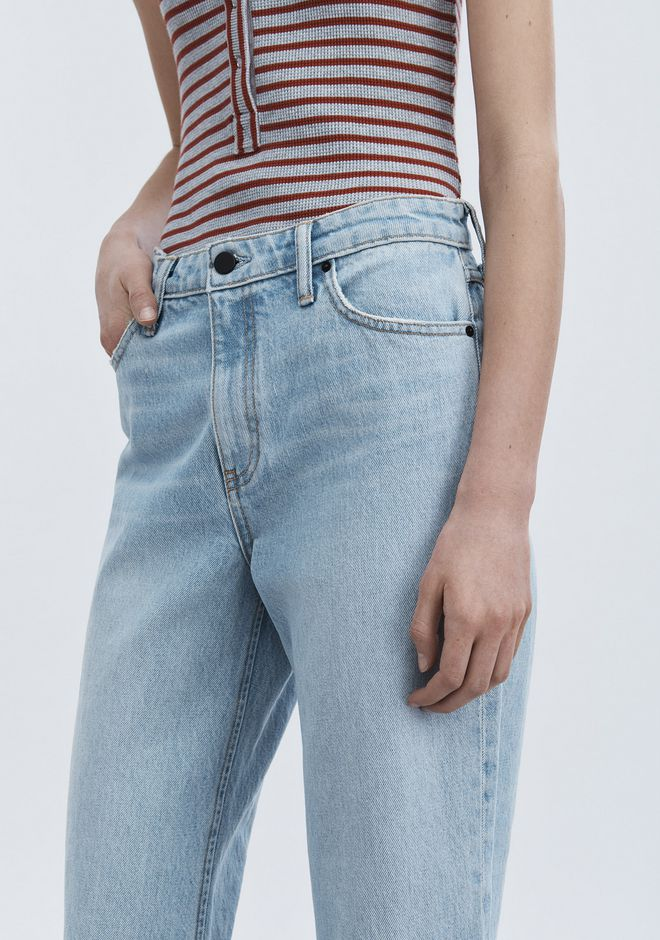 ALEXANDER WANG TAME JEAN DENIM Adult 12_n_d
