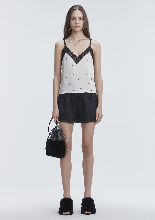 ALEXANDER WANG slrtwbtm BLOOMER SHORTS