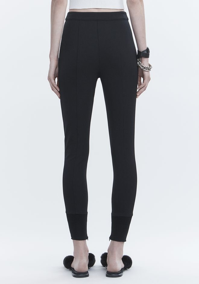 ALEXANDER WANG HIGH WAISTED LEGGINGS PANTS Adult 12_n_a