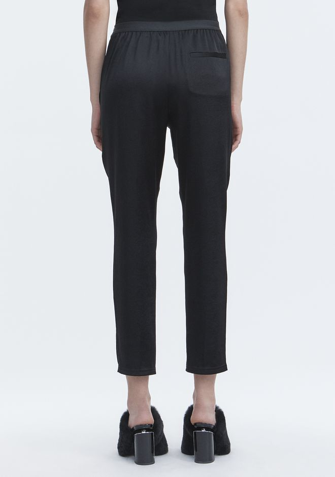 T by ALEXANDER WANG WASH & GO PANTS PANTALONS Adult 12_n_a