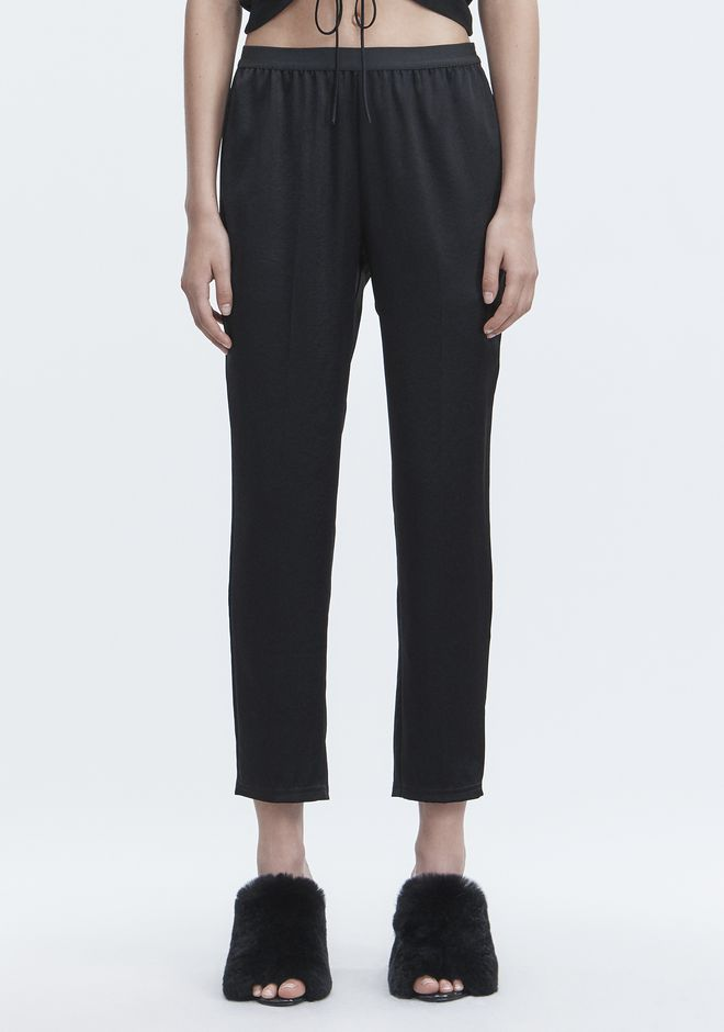 T by ALEXANDER WANG WASH & GO PANTS HOSEN Adult 12_n_d