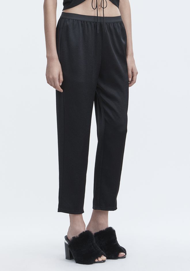 T by ALEXANDER WANG WASH & GO PANTS PANTALONS Adult 12_n_e