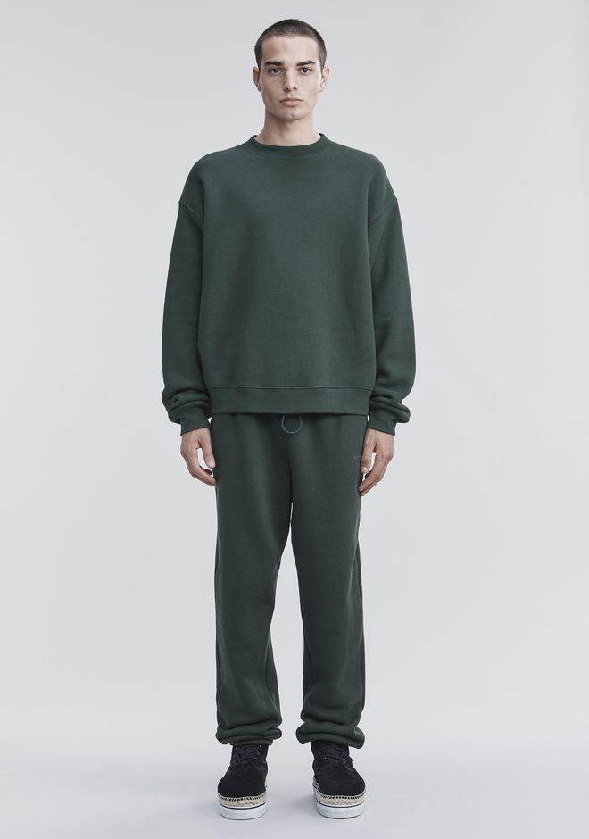 ALEXANDER WANG new-arrivals FLEECE SWEATPANTS