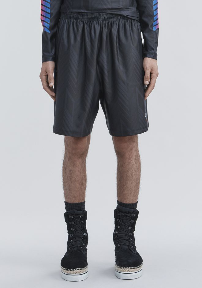 ALEXANDER WANG ATHLETIC SHORTS SHORTS Adult 12_n_d