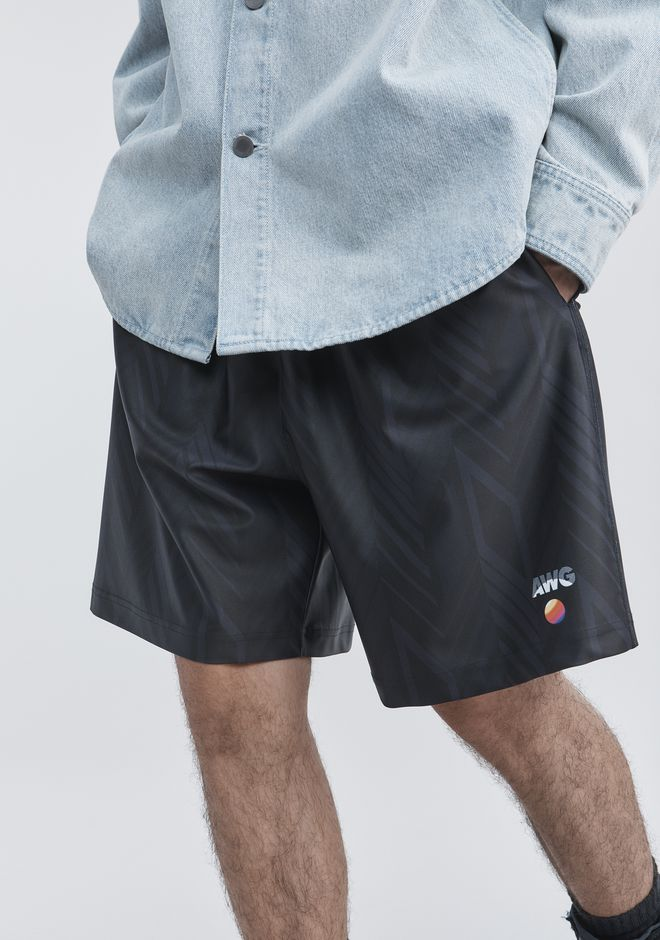 ALEXANDER WANG ATHLETIC SHORTS ショートパンツ Adult 12_n_r