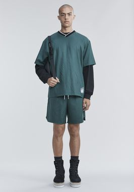 WOOL SOCCER SHORTS