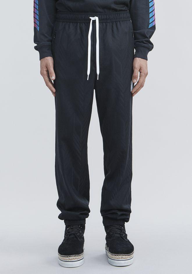 ALEXANDER WANG WOOL TRACK PANTS PANTS Adult 12_n_d