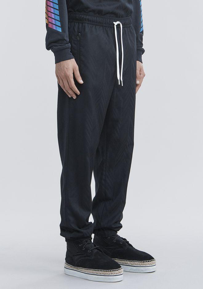 ALEXANDER WANG WOOL TRACK PANTS PANTS Adult 12_n_e