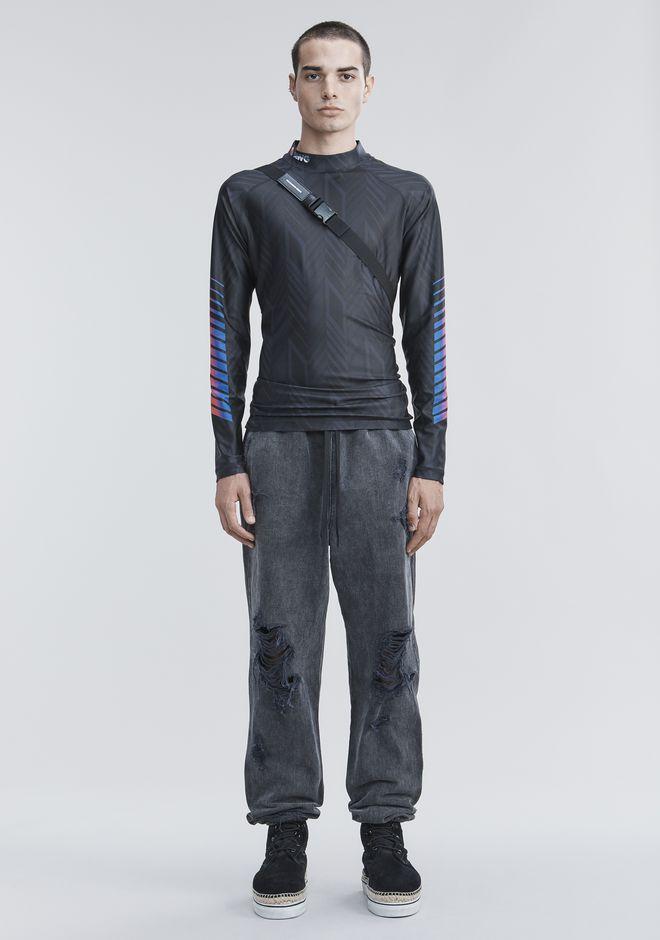 ALEXANDER WANG DENIM CHEF PANTS 裤装 Adult 12_n_f