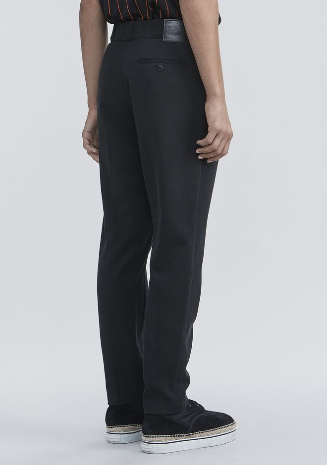 ALEXANDER WANG CHINO PANTS PANTS Adult 12_n_a