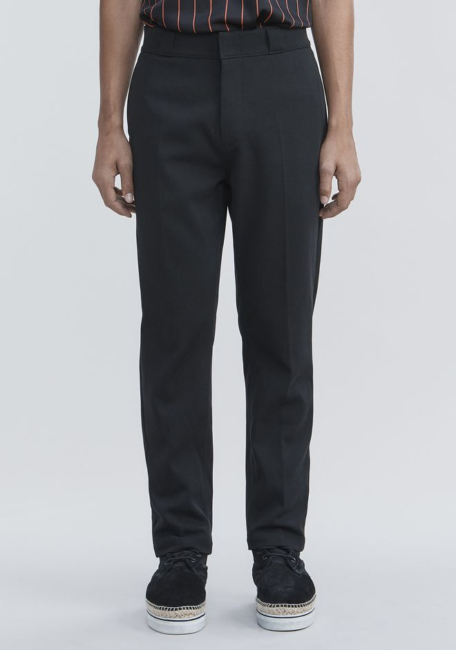 ALEXANDER WANG CHINO PANTS PANTS Adult 12_n_d