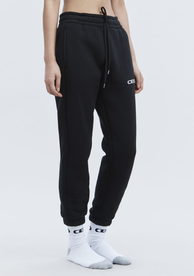 ALEXANDER WANG CEO SWEATPANTS PANTALONS Adult 12_n_a