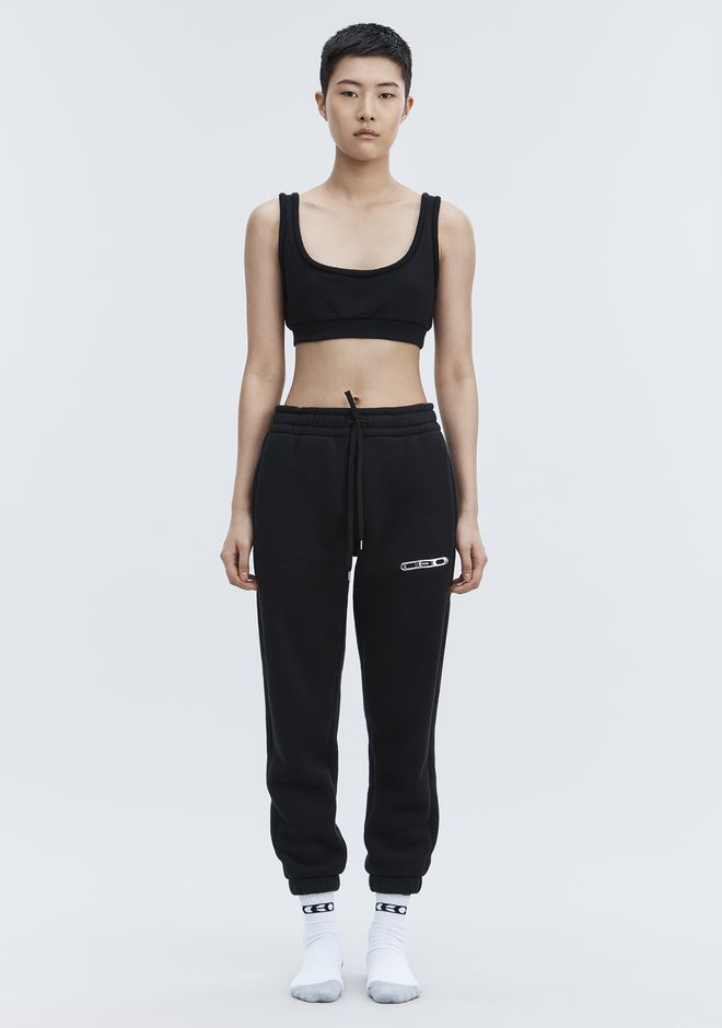 ALEXANDER WANG CEO SWEATPANTS PANTS Adult 12_n_d