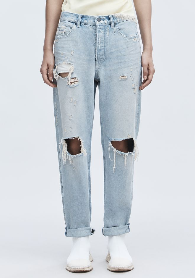 ALEXANDER WANG  DENIM Adult 12_n_a