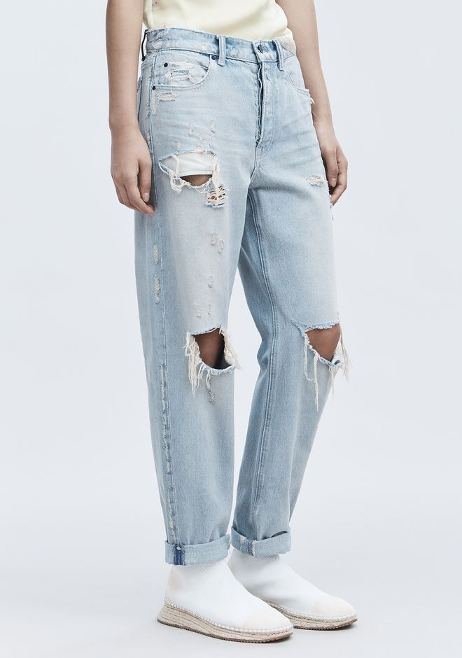 ALEXANDER WANG  DENIM Adult 12_n_e