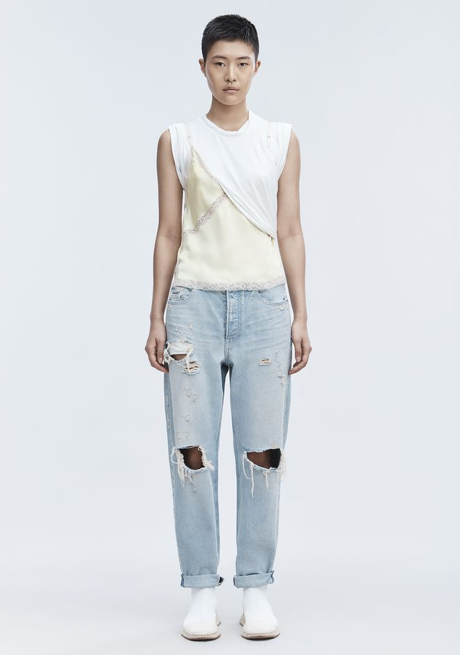ALEXANDER WANG  DENIM Adult 12_n_f