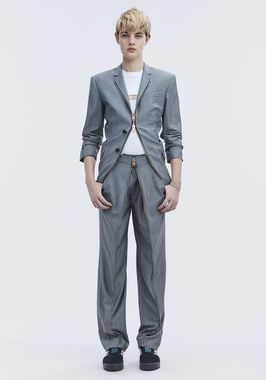 DECONSTRUCTED MEN'S TROUSER